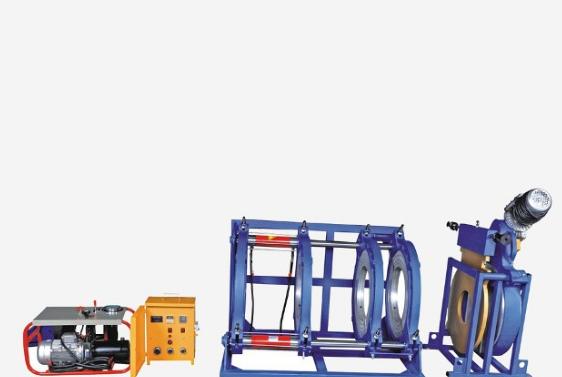 Máy hàn ống HDPE vận hành thủy lực