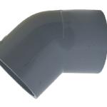 Chếch PVC 45 độ (cút PVC) Tiền Phong