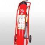 Bình cứu hỏa khí Co2 xe đẩy – MT24
