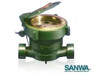 Đồng hồ nước cơ Sanwa SV15