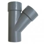 Ba chạc PVC 45° phun Dismy
