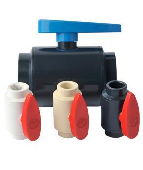 Van bi Plastic Sanking dòng cải tiến-DN100