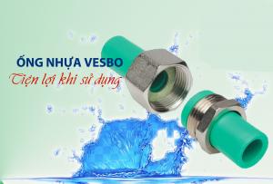 Cách bảo quản ống nhựa Vesbo như thế nào