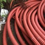 ống nhựa luồn dây điện