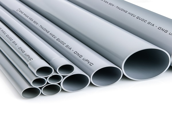 ống nhựa phổ biến