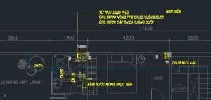 hướng dẫn lắp đặt đường ống cấp thoát nước