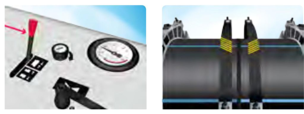 Phương pháp kết nối ông nhựa HDPE, PVC, PPR