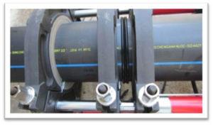 Phương pháp kết nối ống nhựa HDPE