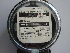 Cách kiểm tra độ trung thực đồng hồ điện