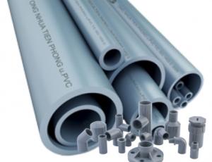 Cách phân biệt ống nhựa Tiền Phong thật giả