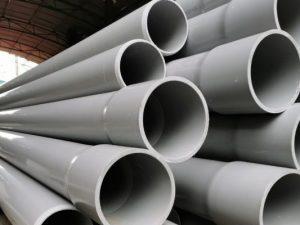 Tìm hiểu về ống nhựa uPVC hệ mét